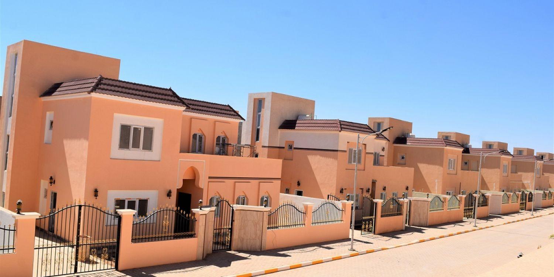 الحي النموذجي لمجمع السلام السكني